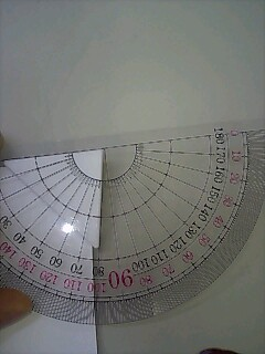無印良品がコーナークリップは90°ではない件について