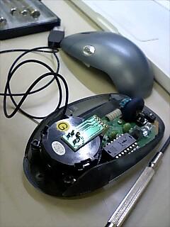 マウス壊れた